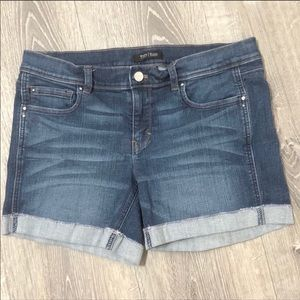 White House Black Market Denim Shorts